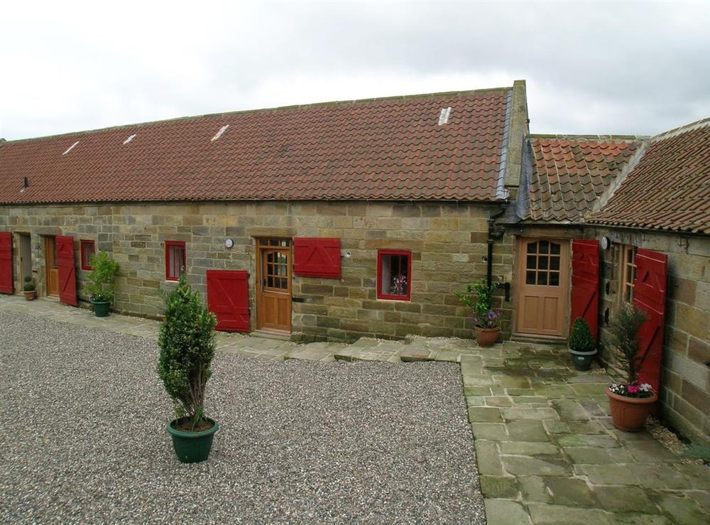 Photo 1 at Rosecombe Cottage in Saltburn-By-The-Sea, Cleveland