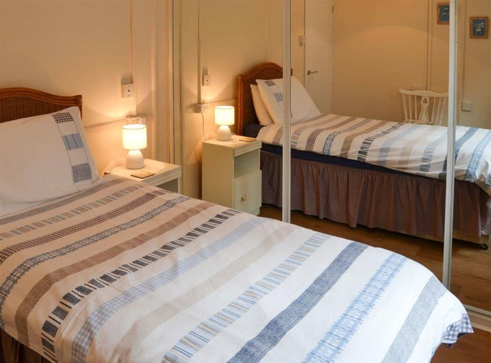 Single bedroom at Rosemary's Sea View in Bacton, Norfolk