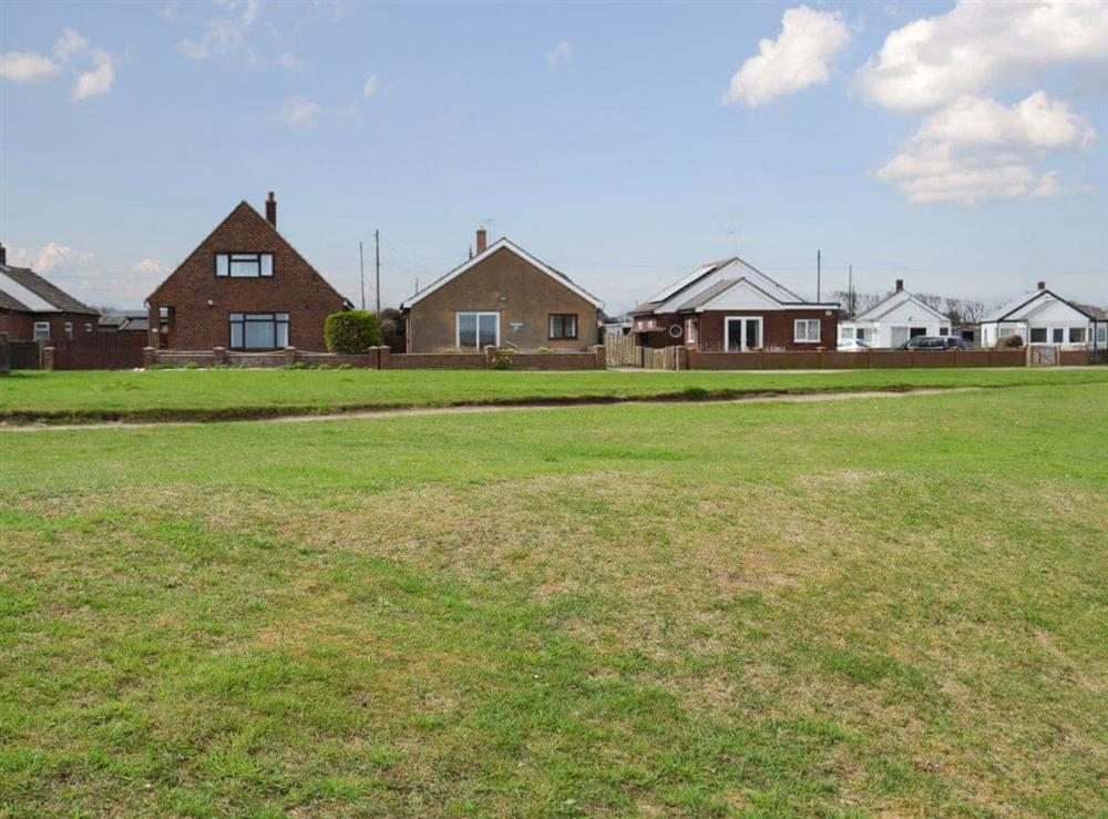 View at Rosemary's Sea View in Bacton, Norfolk