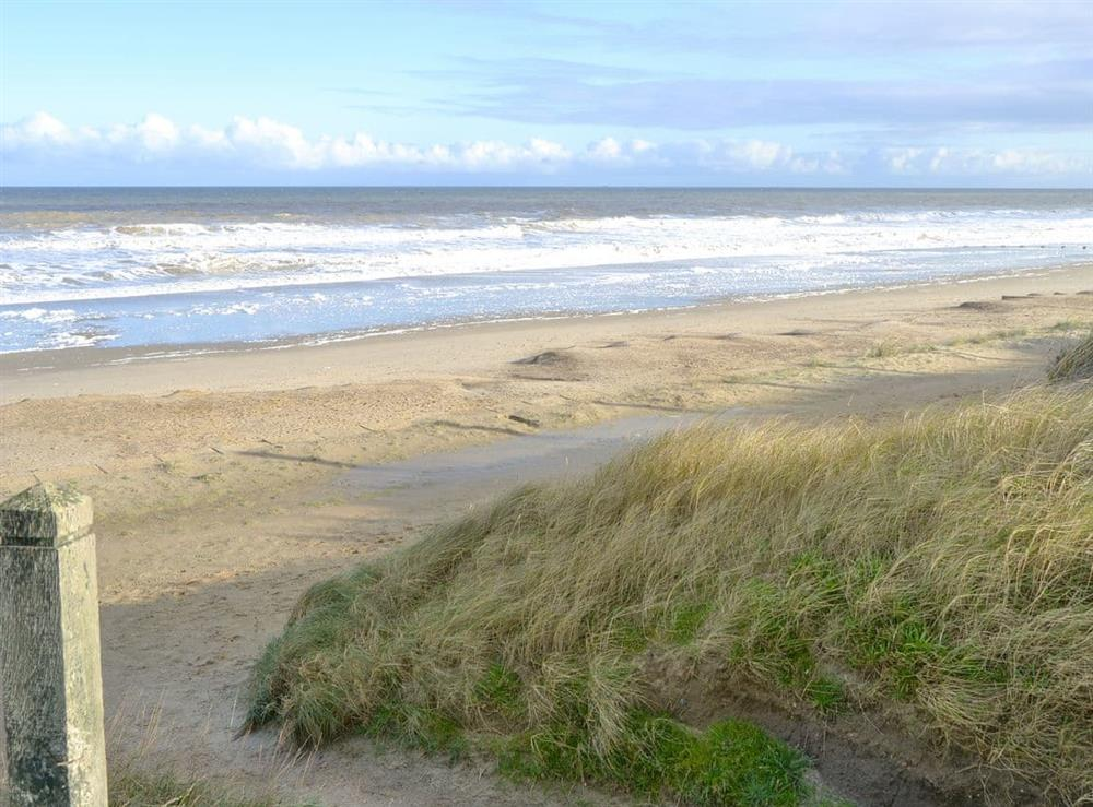Beach (photo 2) at Roses Place in Bacton, Norfolk