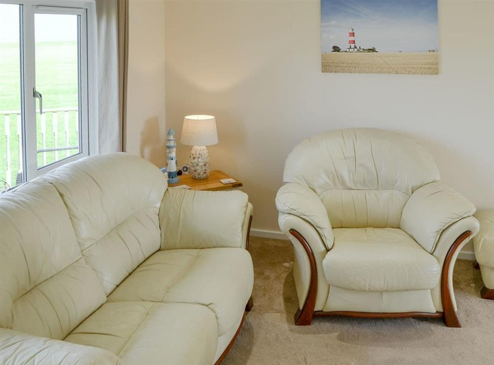 Comfy living area at Roses Place in Bacton, Norfolk