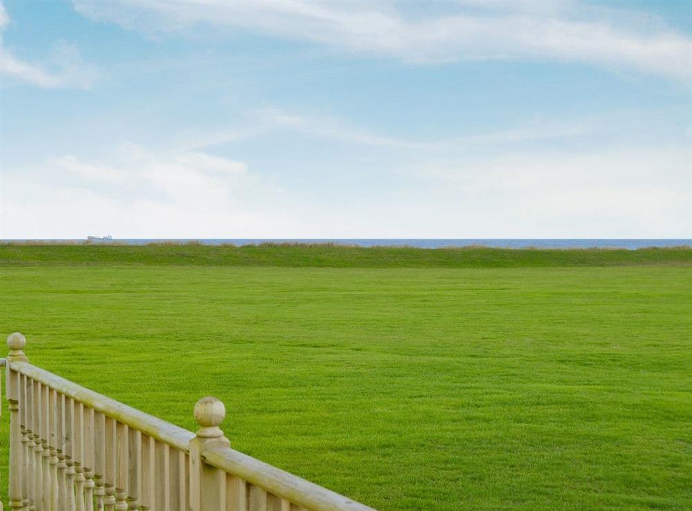 Wonderful sea views at Roses Place in Bacton, Norfolk