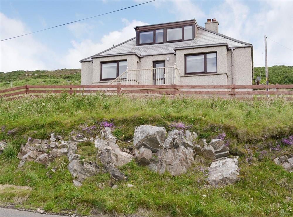 Wonderful highland cottage at Roslyn in Bettyhill, near Thurso, Highlands, Caithness