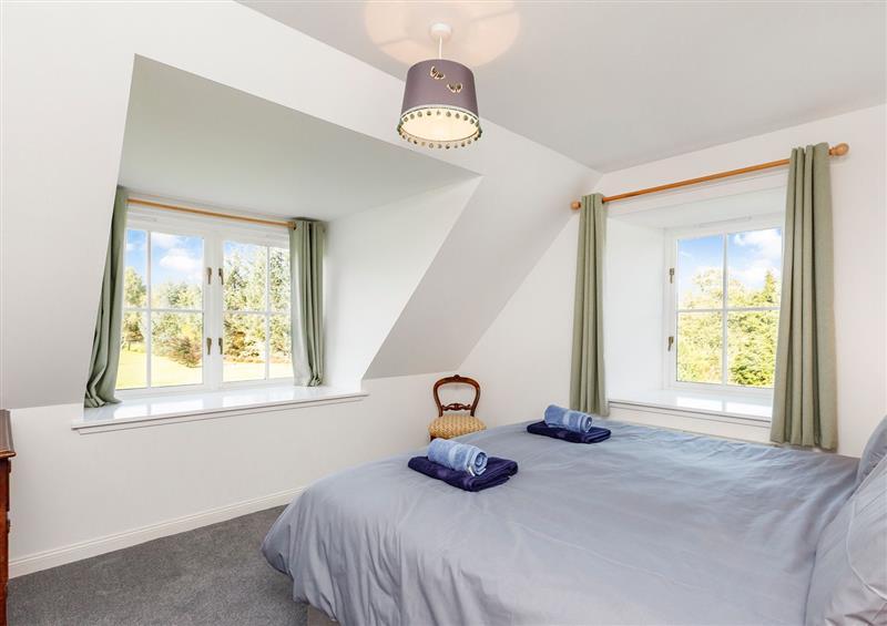 A bedroom in Rowan House at Rowan House, Bonar Bridge