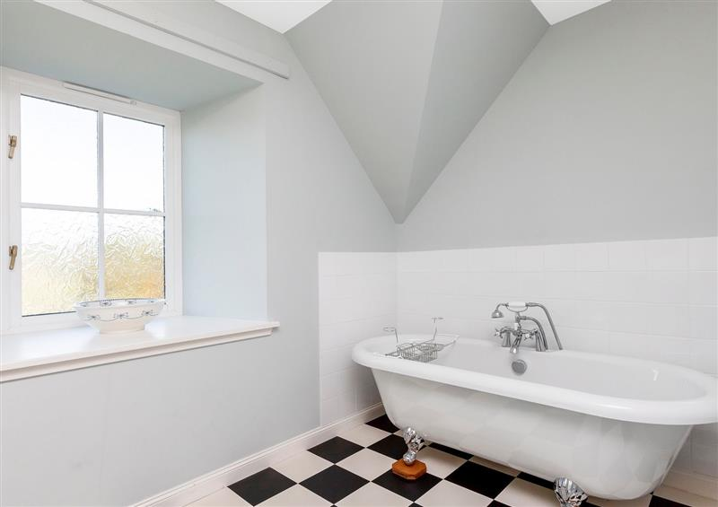 Bathroom at Rowan House, Bonar Bridge