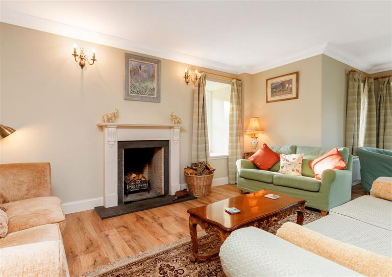Enjoy the living room at Rowan House, Bonar Bridge