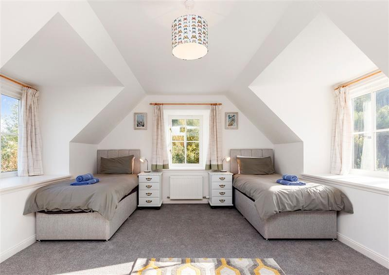 This is a bedroom at Rowan House, Bonar Bridge