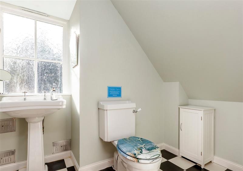 This is the bathroom (photo 2) at Rowan House, Bonar Bridge