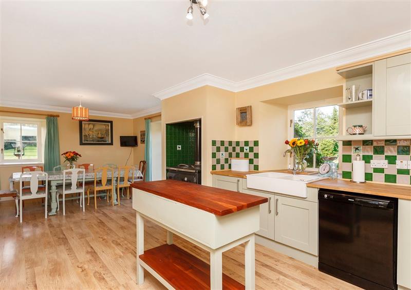 This is the kitchen (photo 2) at Rowan House, Bonar Bridge