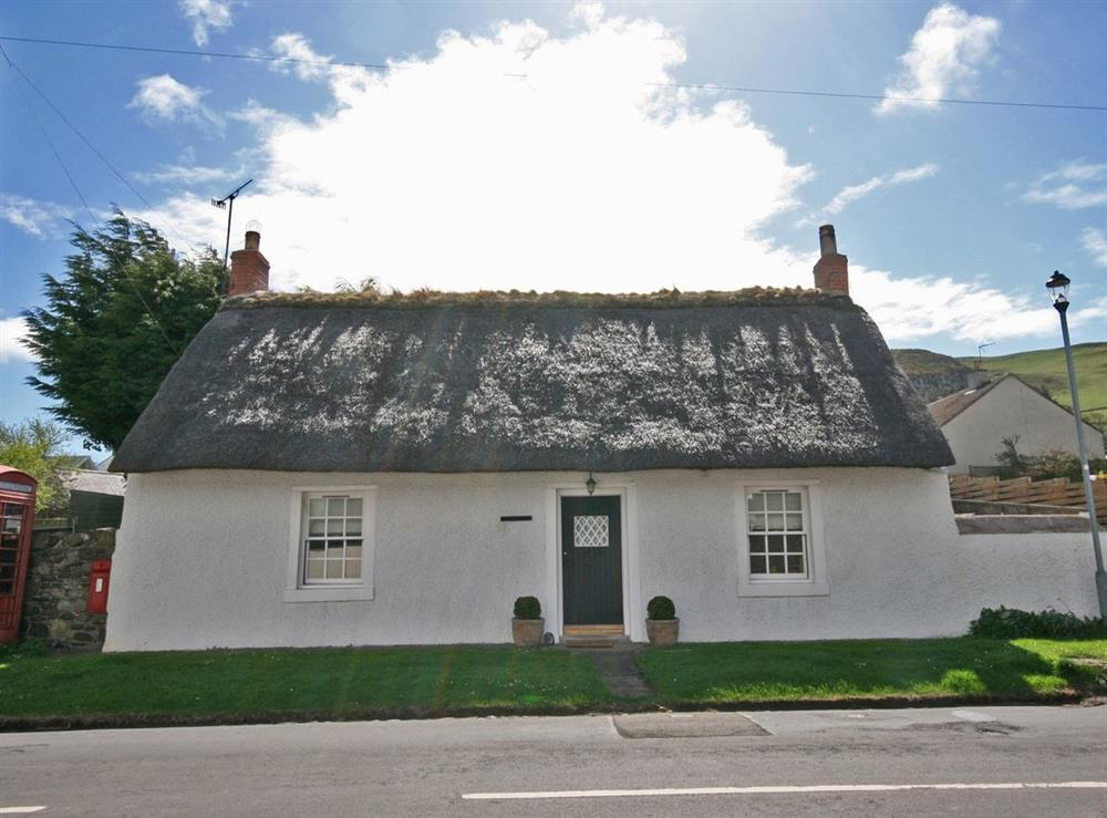 Photo 1 at Rowantree Cottage in Kelso, Roxburghshire
