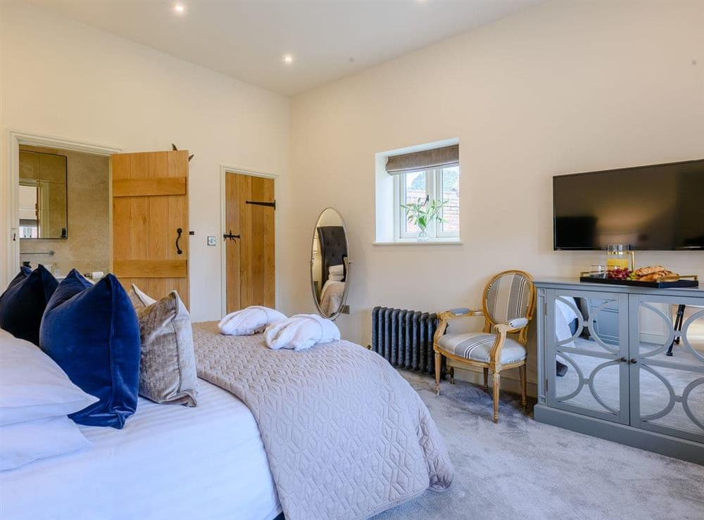 Double bedroom (photo 2) at Enchanted Cottage,