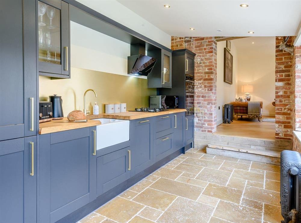Kitchen (photo 2) at Enchanted Cottage,