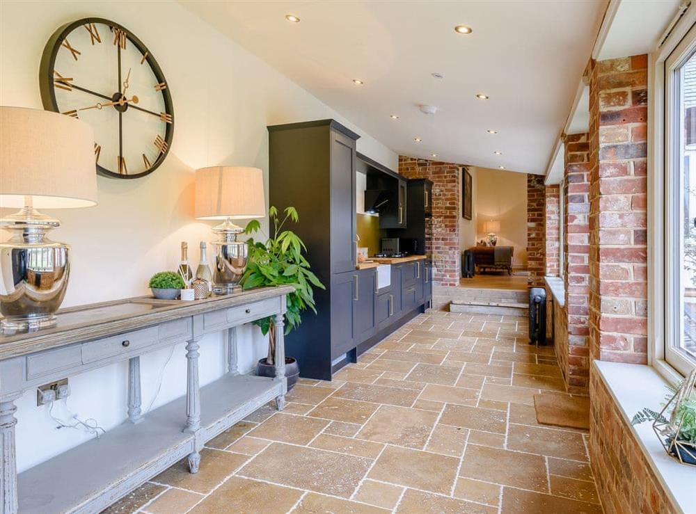 Kitchen (photo 4) at Enchanted Cottage,