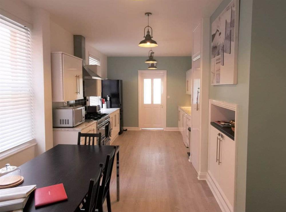 Kitchen/diner at Samphire in Bacton, Norfolk