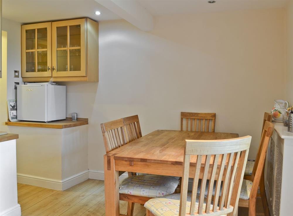 Dining Area at Samphire in Brixham, Devon