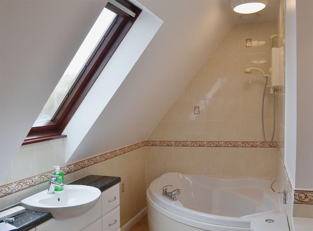Bathroom at Sand Dune Cottage in Sea Palling, Norfolk