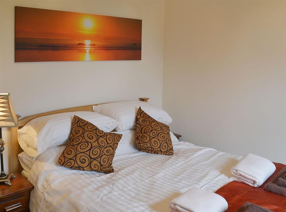Double bedroom at Sand Dune Cottage in Sea Palling, Norfolk