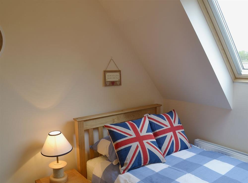 Single bedroom at Sand Dune Cottage in Sea Palling, Norfolk
