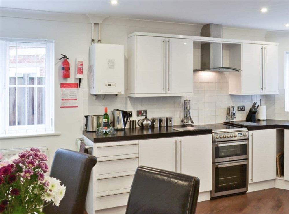 Kitchen/diner at Sandbanks in Bacton, Norfolk
