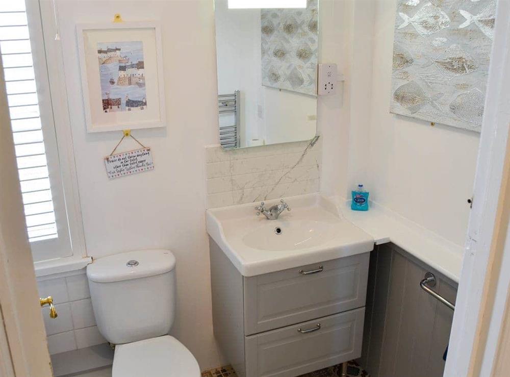 Bathroom at Sandhills in Sea Palling, Norfolk