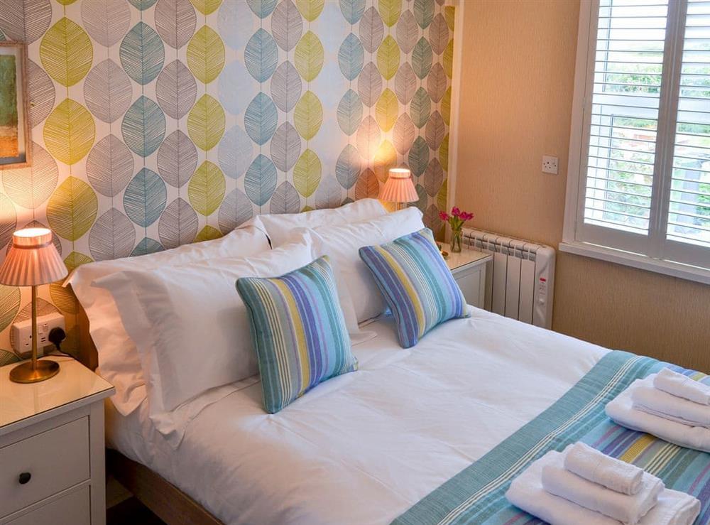 Double bedroom at Sandhills in Sea Palling, Norfolk