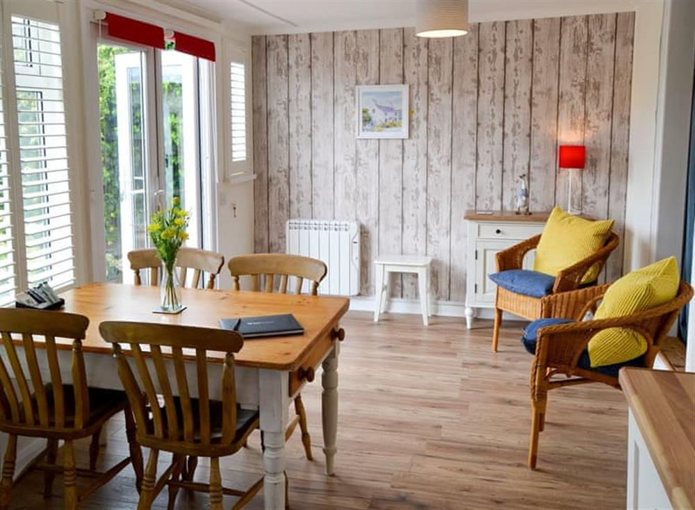 Kitchen and dining area (photo 2) at Sandhills in Sea Palling, Norfolk