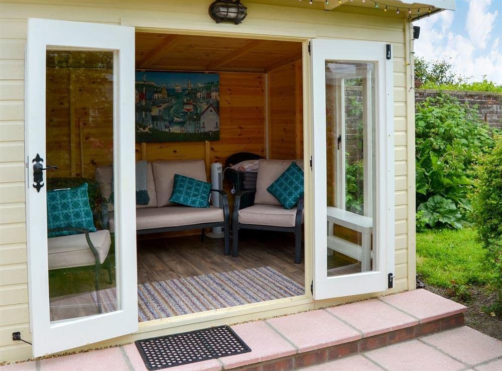 Summerhouse at Sandhills in Sea Palling, Norfolk