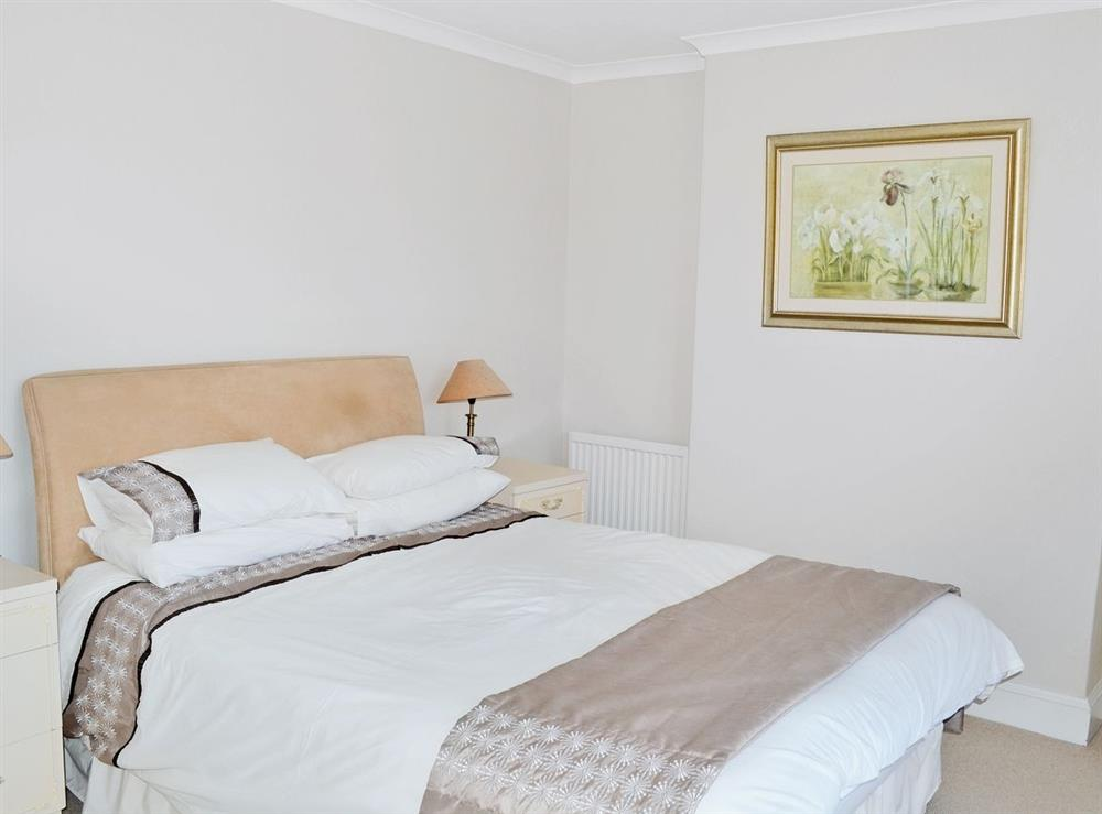 Double bedroom at Sandquay Road 9 in Dartmouth, Devon