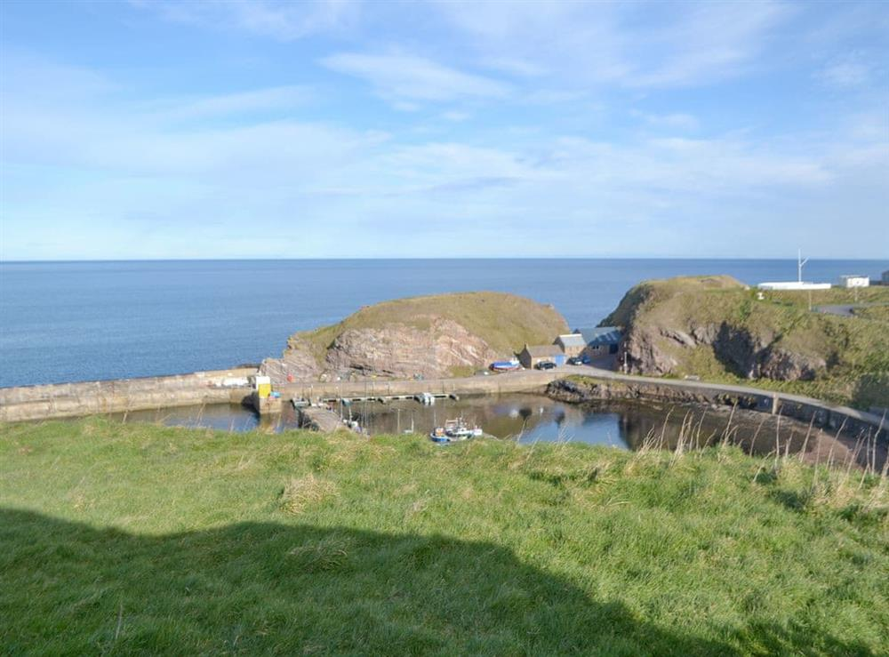 Views from Seabreezes at Scott Holiday Cottages