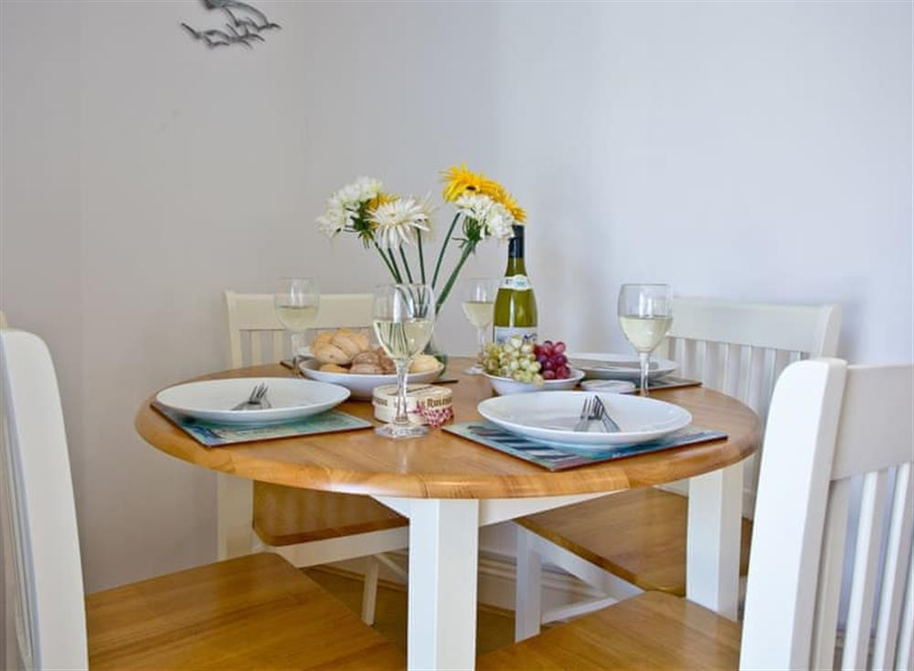 Dining Area at Sea Gem in Endsleigh Court, Dartmouth