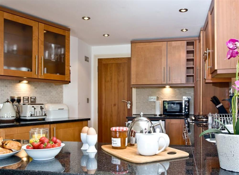 Kitchen (photo 2) at Sea Gem in Endsleigh Court, Dartmouth