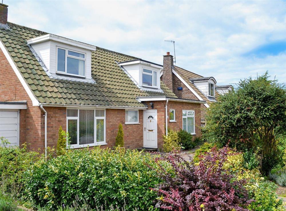 Delightful holiday home at Sea Glimpse in West Runton, near Sheringham, Norfolk