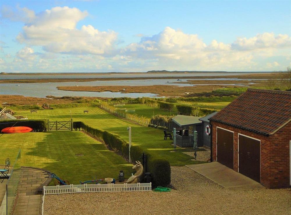 View at Vista Cottage,
