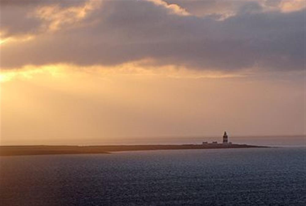 View of Hook Head Lighthouse