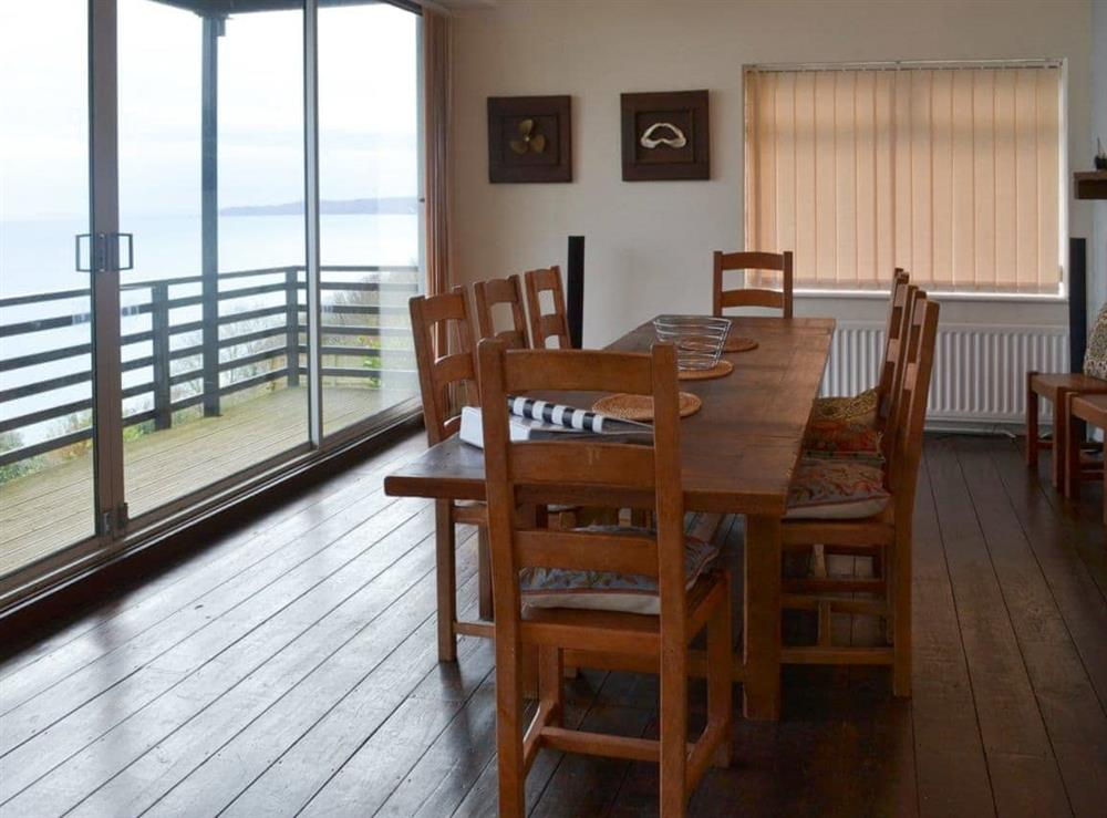 Dining room (photo 2) at Seacliff Cottage in Strete, near Dartmouth, Devon