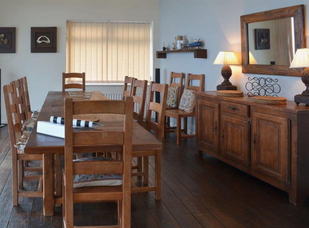 Dining room (photo 3) at Seacliff Cottage in Strete, near Dartmouth, Devon