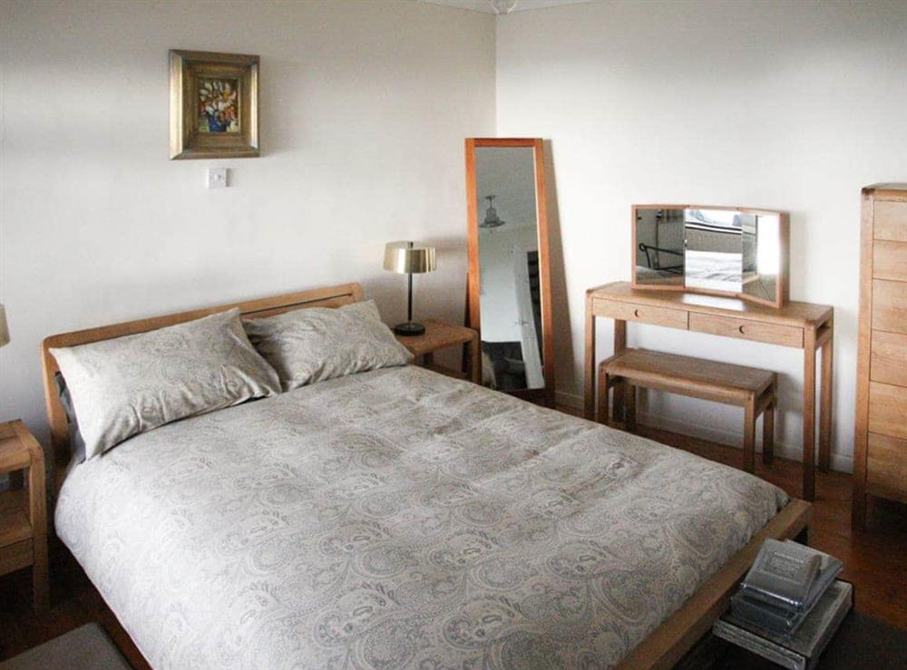 Double bedroom at Seacliff Cottage in Strete, near Dartmouth, Devon