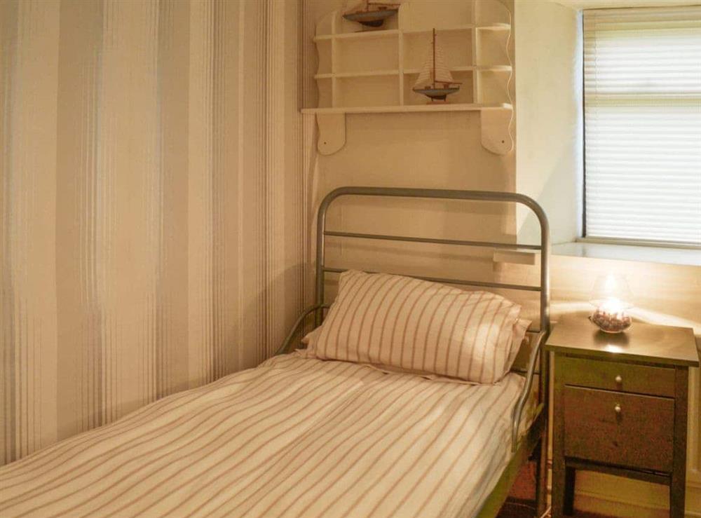 Single bedroom at Seacliff Cottage in Strete, near Dartmouth, Devon