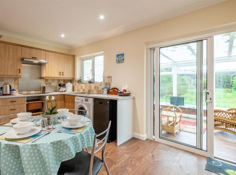 Kitchen/diner (photo 3) at Seaclusion in Happisburgh, Norfolk