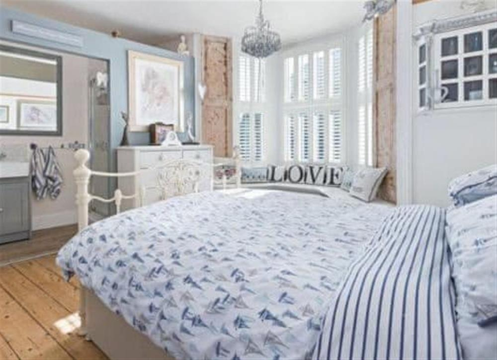 Double bedroom (photo 2) at Seadeck in Brixham, Devon
