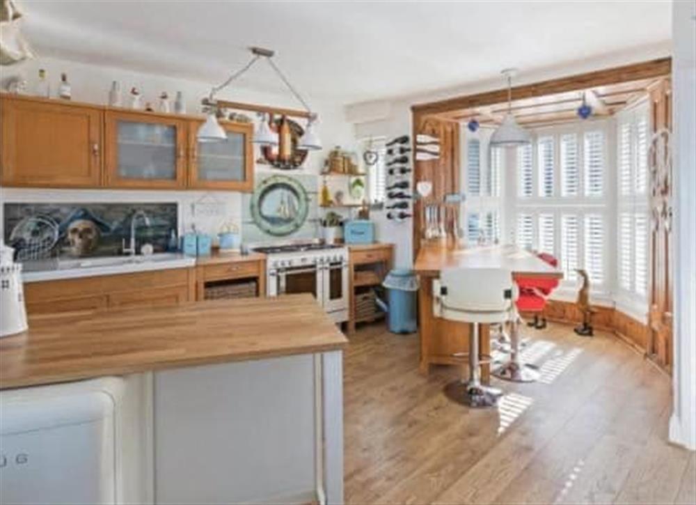 Kitchen (photo 2) at Seadeck in Brixham, Devon