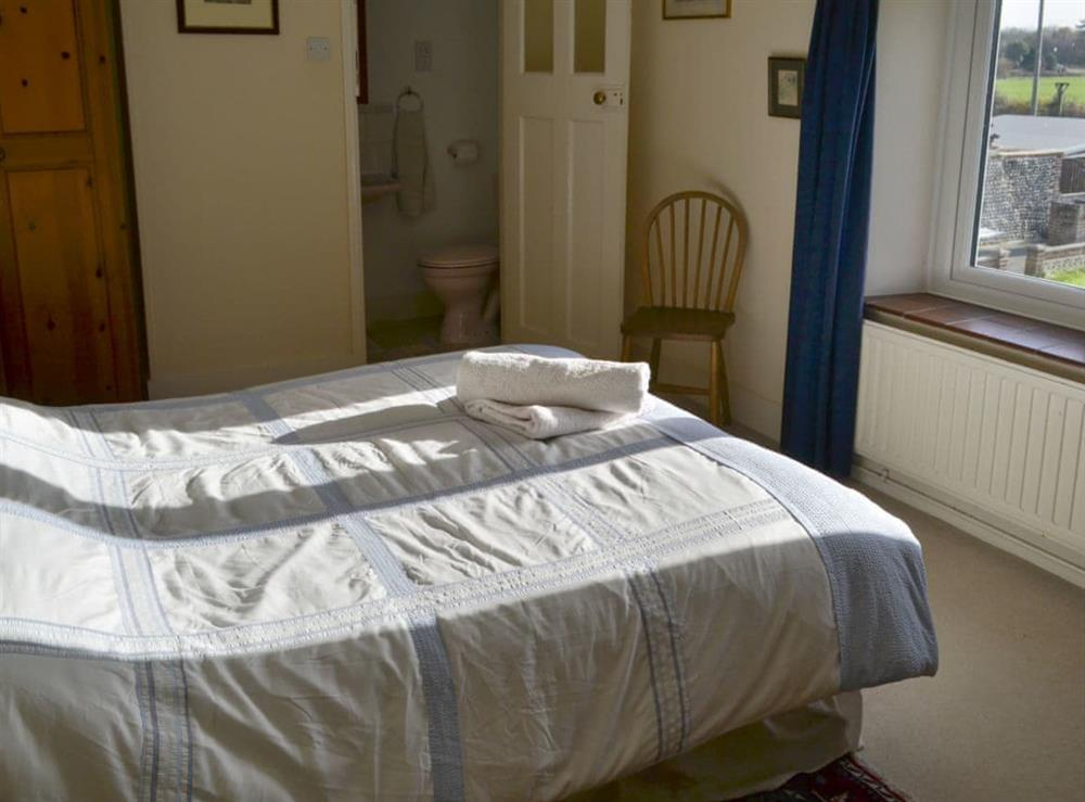 Double bedroom at Seafarers in Norwich, Norfolk