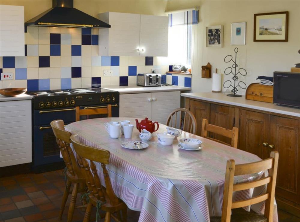 Kitchen/diner at Seafarers in Norwich, Norfolk