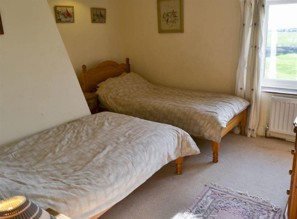 Twin bedroom at Seafarers in Norwich, Norfolk