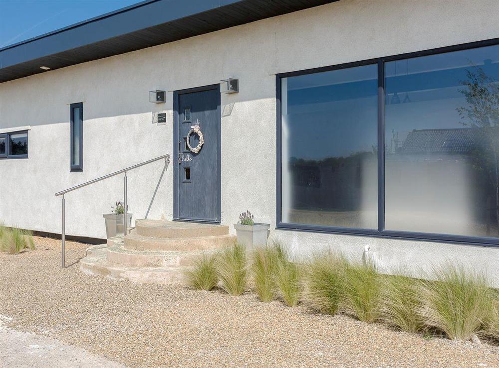 Fantastic holiday home at Seaglass Barn (Sand),