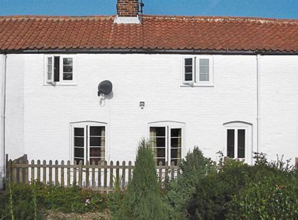 Exterior at Jennys Cottage,