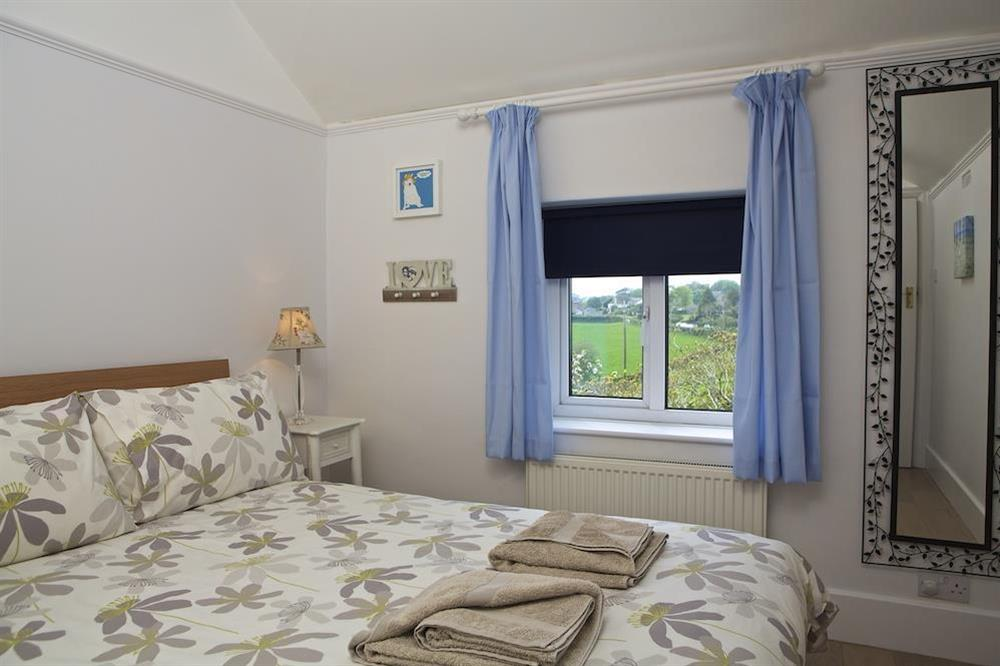 Double bedroom at Seaway House in , Strete