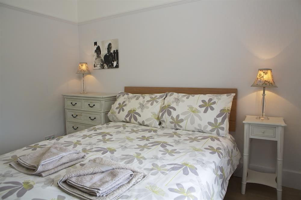 Second bedroom with double bed at Seaway House in , Strete