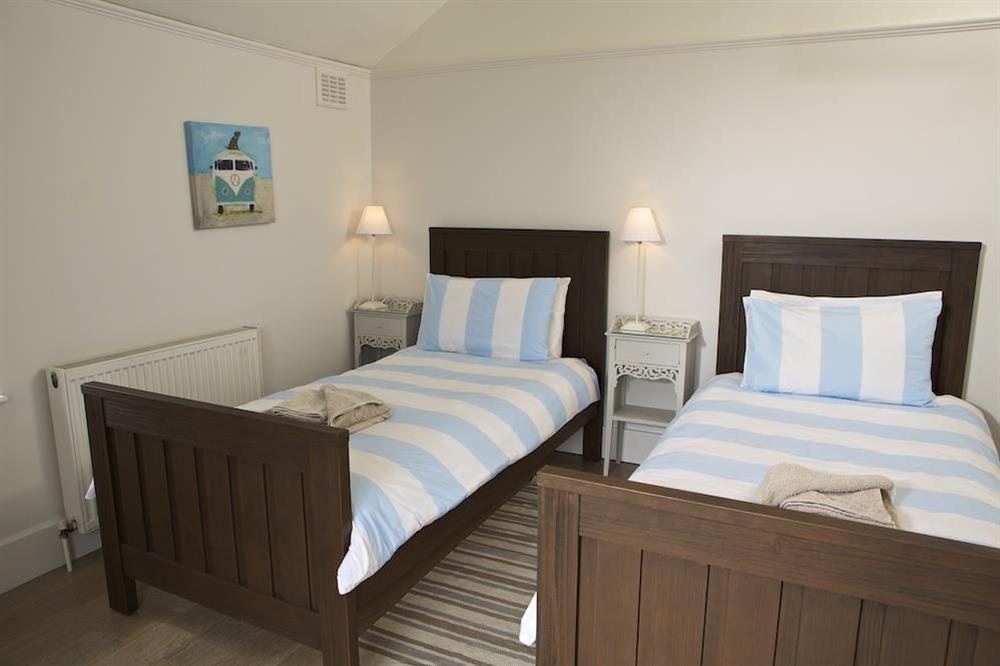 Twin bedroom (photo 2) at Seaway House in , Strete