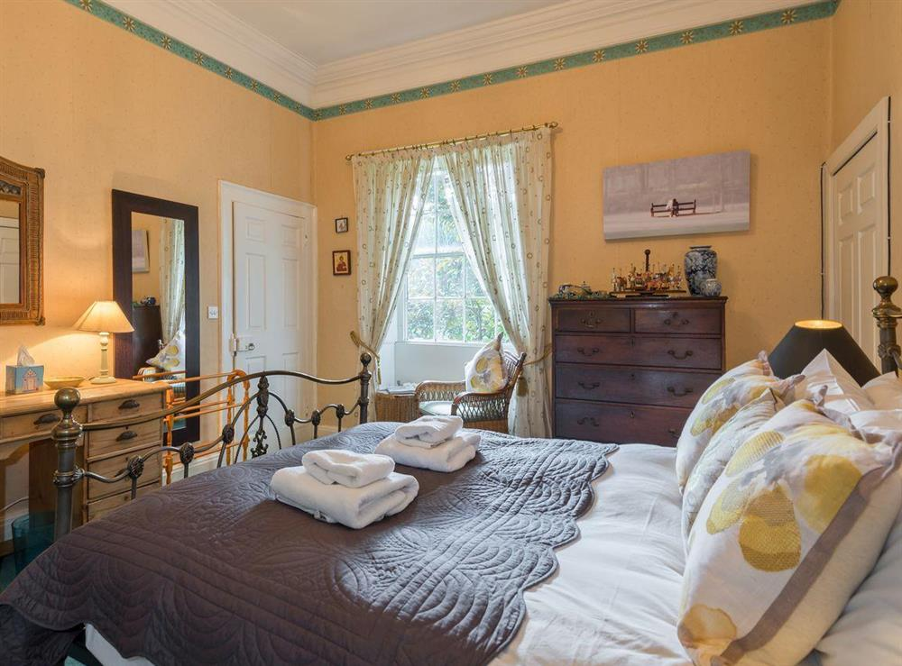 Cosy double bedroom at The Sedgeford Hall,